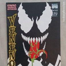 Cómics: VENENO ENEMIGO INTERIOR FORUM. Lote 257759490