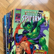 Cómics: PETER PARKER SPIDERMAN VOL. 4 COMPLETA - NºS 1 AL 23 - EXCELENTE ESTADO. Lote 257769045