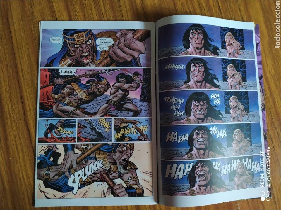 Cómics: Conan la leyenda, 18 , no viene en los tomos. - Foto 3 - 169294561