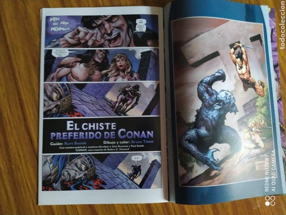 Cómics: Conan la leyenda, 18 , no viene en los tomos. - Foto 4 - 169294561