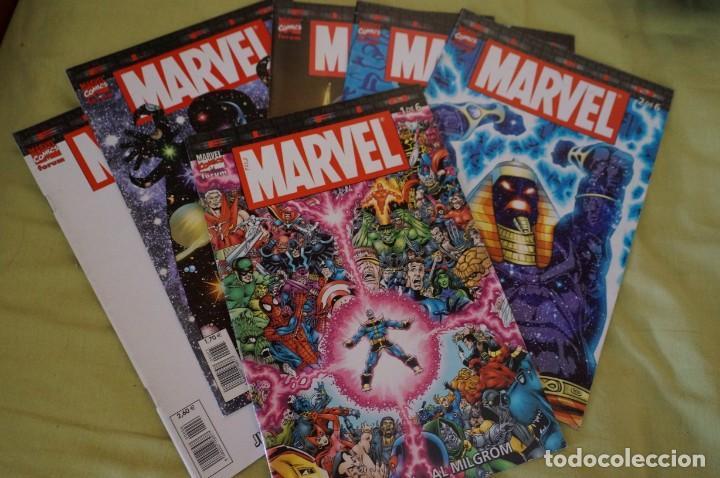 MARVEL EL FIN 1 , 2 , 3 , 4 , 5 , 6 COMPLETA - JIM STARLIN - AL MILGROM (Tebeos y Comics - Forum - Otros Forum)