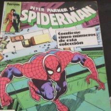 Comics : SPIDERMAN RETAPADO 161-165. Lote 257866705