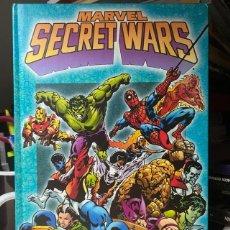Fumetti: MARVEL SECRET WARS - FORUM - TOMO INTEGRAL. Lote 257870715