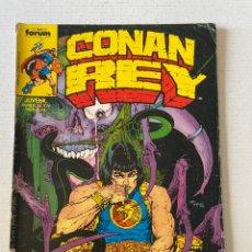 Cómics: CONAN REY #24 FORUM. Lote 257927535