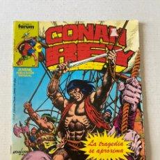 Cómics: CONAN REY #22 FORUM EN BUEN ESTADO. Lote 257927635