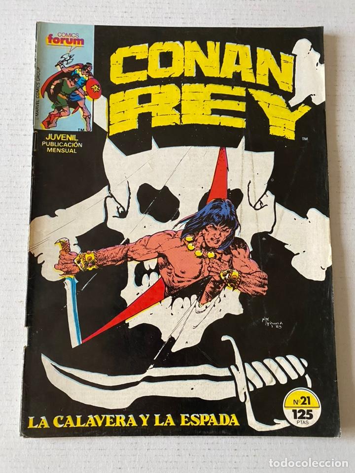 CONAN REY #21 FORUM BUEN ESTADO (Tebeos y Comics - Forum - Conan)