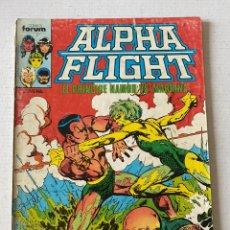 Cómics: ALPHA FLIGHT #12 VOL1 FÓRUM. Lote 257928940