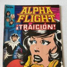 Cómics: ALPHA FLIGHT #6 VOL1 FÓRUM BUEN ESTADO. Lote 257929030