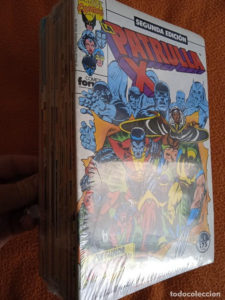 PATRULLA X SEGUNDA EDICION COMPLETA 42 NUMEROS FORUM (Tebeos y Comics - Forum - Patrulla X)