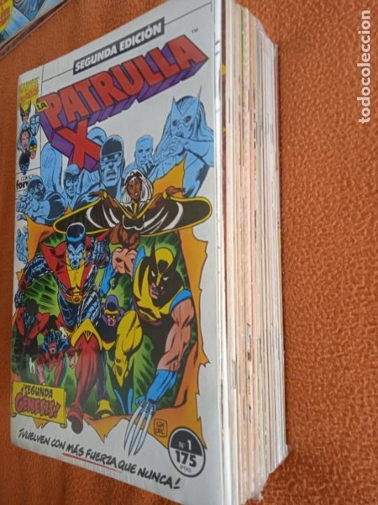 Cómics: PATRULLA X SEGUNDA EDICION COMPLETA 42 NUMEROS FORUM - Foto 2 - 258103480