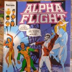 Cómics: ALPHA FLIGHT 26.FORUM.PRIMERA EDICIÓN.1987. Lote 258247580