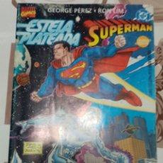 Cómics: ESTELA PLATEADA-SUPERMAN: FORUM. Lote 258592880
