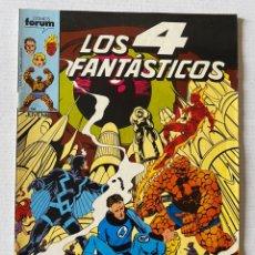 Cómics: LOS 4 FANTÁSTICOS VOL 1 FÓRUM #29 EN BUEN ESTADO. Lote 258841975