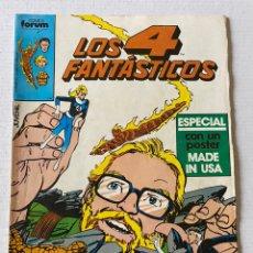 Cómics: LOS 4 FANTÁSTICOS VOL 1 FÓRUM #21 EN BUEN ESTADO. Lote 258842185
