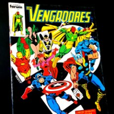 Cómics: BASTANTE NUEVO LOS VENGADORES 1 COMICS FORUM MARVEL. Lote 258848185