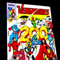 Comics : CASI EXCELENTE ESTADO LOS VENGADORES 19 COMICS FORUM MARVEL. Lote 258872020