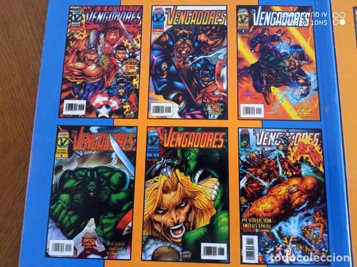Cómics: Los Vengadores Reborn Completa - Foto 2 - 258881315