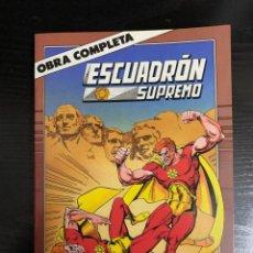 Comics : ESCUADRÓN SUPREMO, DE MARK GRUENWALD, BOB HALL Y PAUL RYAN.. Lote 258976075