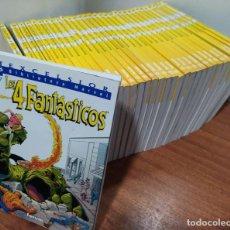 Cómics: BIBLIOTECA MARVEL EXCELSIOR: LOS 4 FANTÁSTICOS. 33 TOMOS DE 35 A FALTA DE LOS NÚMEROS 11 Y 12. Lote 258996335