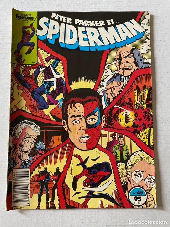 SPIDERMAN VOL 1 FÓRUM #45 EN BUEN ESTADO (Tebeos y Comics - Forum - Spiderman)