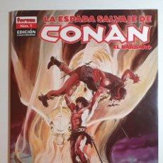 Cómics: LA ESPADA SALVAJE DE CONAN - EDICION COLECCIONISTAS Nº 1 AL 85 (COMPLETA) (PLANETA). Lote 227782195