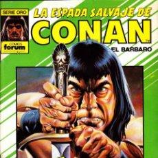 Cómics: COMIC LA ESPADA SALVAJE DE CONAN ESPECIAL PRIMAVERA 1988. Lote 259276980