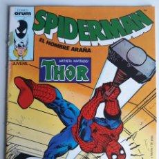 Cómics: COMIC SPIDERMAN Nº 99 FORUM VOL 1 DE RETAPADO. Lote 259303825