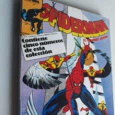 Cómics: TOMO COMIC SPIDERMAN Nº 101 102 103 104 105 FORUM. Lote 259314825