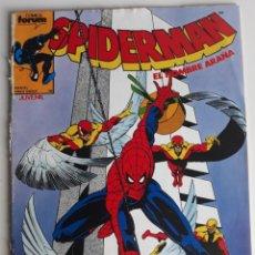 Cómics: COMIC SPIDERMAN Nº 105 FORUM DE RETAPADO. Lote 259324510