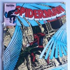 Cómics: COMIC SPIDERMAN Nº 106 FORUM DE RETAPADO. Lote 259324580