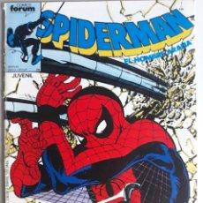 Cómics: COMIC SPIDERMAN Nº 107 FORUM DE RETAPADO. Lote 259324635