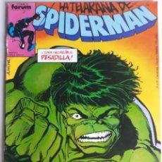 Cómics: COMIC SPIDERMAN Nº 109 FORUM DE RETAPADO. Lote 259324805