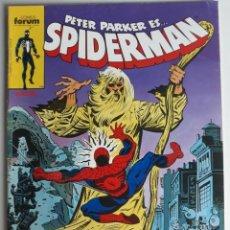 Cómics: COMIC SPIDERMAN Nº 125 FORUM VOL 1 1987. Lote 259326435