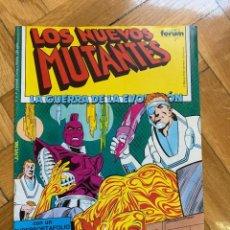 Cómics: LOS NUEVOS MUTANTES 42 - CALENDARIO MARVEL 1989. Lote 214984172