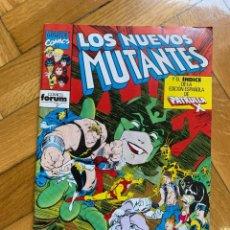 Cómics: LOS NUEVOS MUTANTES 60. Lote 214985007
