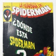 Cómics: COMIC SPIDERMAN Nº 155 FORUM VOL 1 1988. Lote 259931550