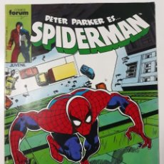 Cómics: COMIC SPIDERMAN Nº 165 FORUM VOL 1 1988. Lote 259931965