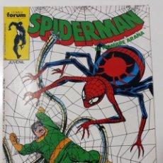 Cómics: COMIC SPIDERMAN Nº 181 FORUM VOL 1 1988. Lote 259932280