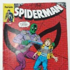 Cómics: COMIC SPIDERMAN Nº 184 FORUM AÑO 1988. Lote 259932515