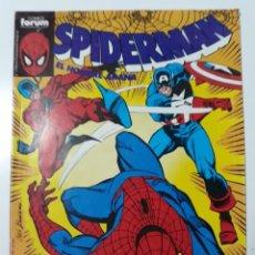 Cómics: COMIC SPIDERMAN Nº 186 FORUM AÑO 1988. Lote 259932650