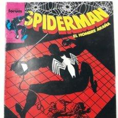 Cómics: COMIC SPIDERMAN Nº 187 FORUM AÑO 1988. Lote 259932710