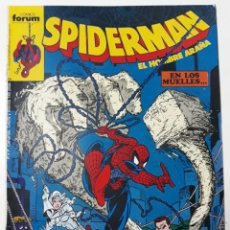 Cómics: COMIC SPIDERMAN Nº 192 FORUM AÑO 1988 MCFARLANE DE RETAPADO. Lote 259933605