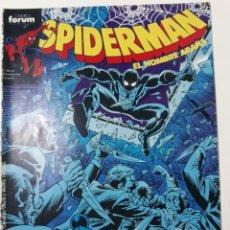 Cómics: COMIC SPIDERMAN Nº 193 FORUM AÑO 1988 DE RETAPADO. Lote 259933685