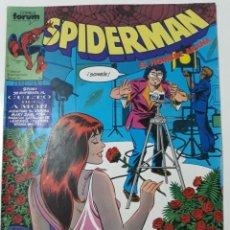 Cómics: COMIC SPIDERMAN Nº 194 FORUM AÑO 1989. Lote 259933810