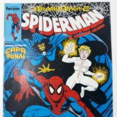 Cómics: COMIC SPIDERMAN Nº 196 FORUM AÑO 1989. Lote 259934100