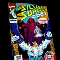 Cómics: DE KIOSCO SILVER SURFER 2 COMICS FORUM MARVEL. Lote 259972255
