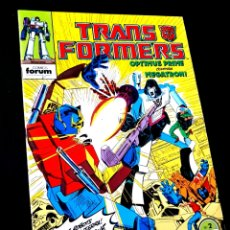 Cómics: DE KIOSCO TRANSFORMERS 2 COMICS FORUM. Lote 260024120