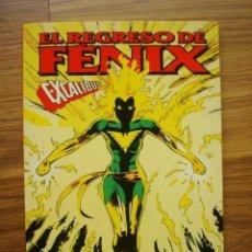 Comics : EL REGRESO DE FÉNIX (EXCALIBUR) TOMO LOS LIBROS DEL SALÓN (FORUM). Lote 260087390