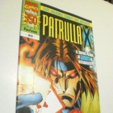 Cómics: PATRULLA X Nº 30 CÓMICS MARVEL 1998 (SEMINUEVO). Lote 260289090