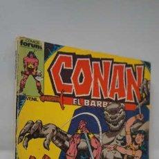 Cómics: RETAPADO CONAN EL BARBARO NUMERO 3,CONTIENE LOS NUMEROS DEL 11, 12, 13, 14, 15,COMICS FORUM,AÑO 1983. Lote 260334015